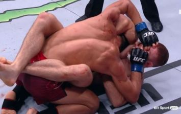 Huge controversy as egregious eye poke goes unpunished in UFC