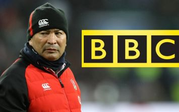 Eddie Jones turns on BBC reporter, who does remarkably well to hold his own