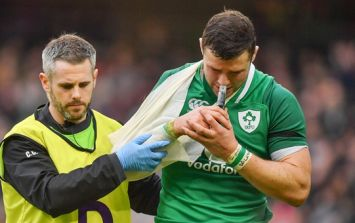 Bundee Aki comments open up another possibility for Robbie Henshaw replacement