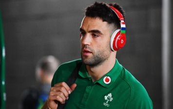 Ireland had no fear using a quirky Munster move against Italy
