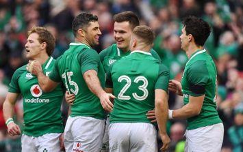 Joe Schmidt suggests Sean O'Brien and Garry Ringrose could return for Wales