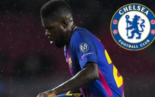 Chelsea prepared to pay world record fee for defender to sign Barcelona's Samuel Umtiti