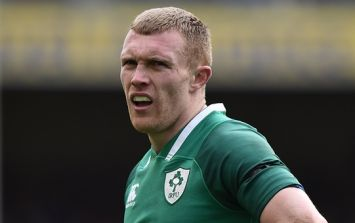 Keith Earls fails to make Six Nations Team of the Week