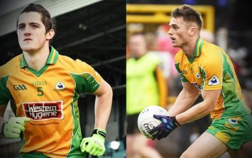 Two Corofin players facing unacceptably tough decision this weekend
