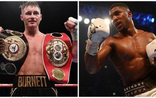 Ryan Burnett to defend WBA title against Yonfrez Parejo on Anthony Joshua v Joseph Parker undercard