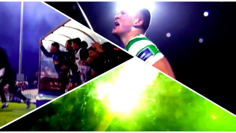 RTÉ release electric promo video ahead of League of Ireland season