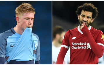 Garth Crooks snubs Salah and De Bruyne for player of the year pick