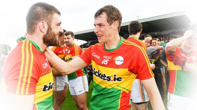 All county teams can learn from Carlow's way of connecting supporters more with players