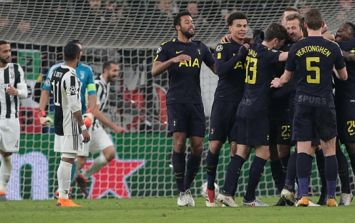'It was one of the great Spurs performances' - Harry Redknapp on draw with Juventus