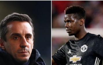 Gary Neville: I've seen better players dropped at Manchester United than Paul Pogba