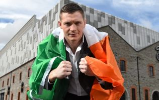 The last time the UFC came to Dublin, the card was actually cursed