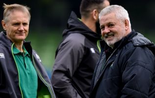 Warren Gatland couldn't resist himself in Wales' post-match press conference