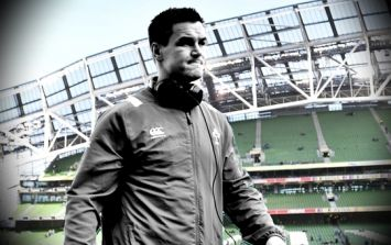 Joe Schmidt's answers on Johnny Sexton left us with more questions