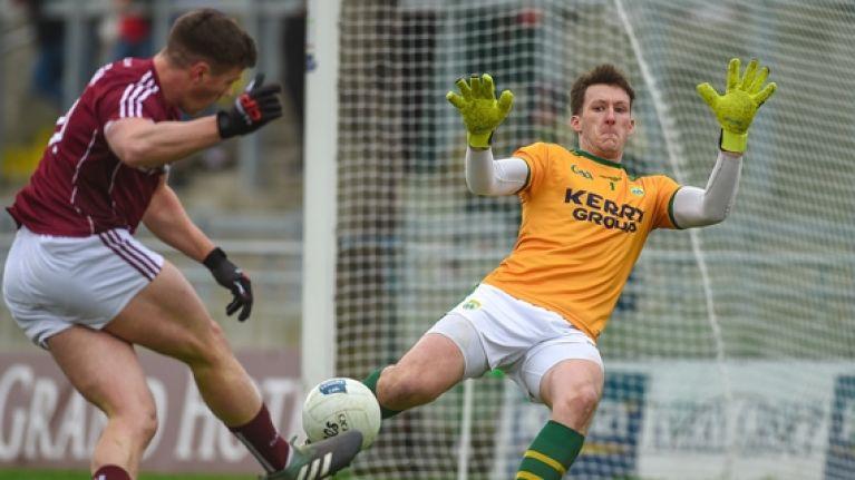 Galway stun Kerry in Tralee despite David Clifford's best efforts