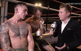 Boxer Scott Westgarth dies aged 31