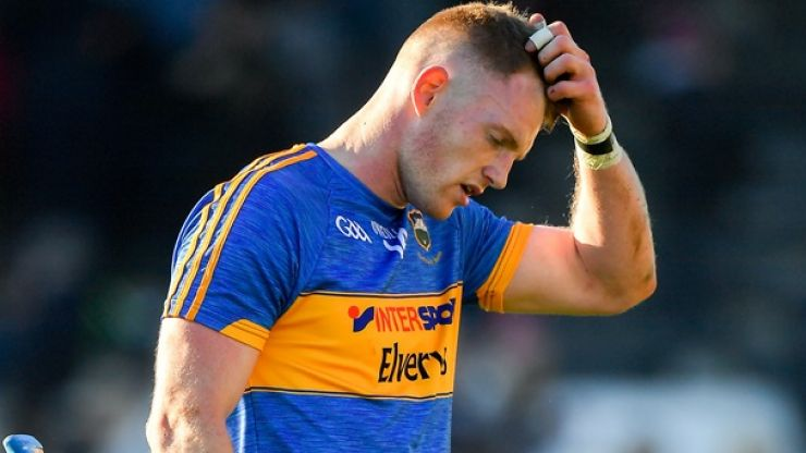 It was hard not to feel for Michael Breen after bagging 2-9 and still losing to Kilkenny