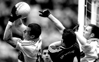 Four powerful images that sum up the hardiest midfielder in the GAA