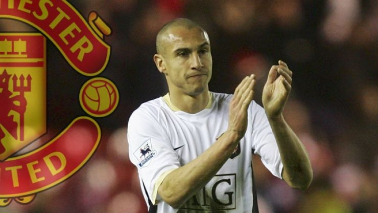 Reaction of Manchester United's players after Henrik Larsson's last game says it all