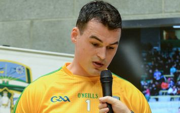 Colm Parkinson: Commitment levels now judged on not drinking and getting up at 6am