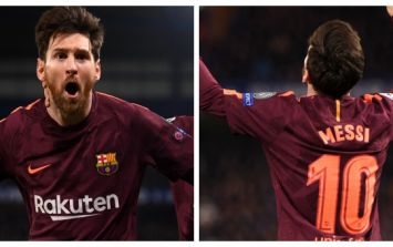 Lionel Messi breaks Chelsea hoodoo to give Barcelona away goal edge after absorbing clash at Stamford Bridge