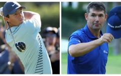 Rory McIlroy and Padraig Harrington paired together at this week's Honda Classic
