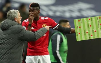 After late Pogba blow, Mourinho has gone all guns blazing for Liverpool clash