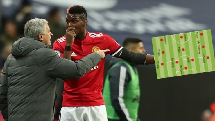 New Man United formation set to give Paul Pogba his favourite position back