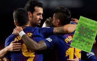 """""""He is an absolute nightmare to play against"""" - Sergio Busquets, football's unsung hero"""