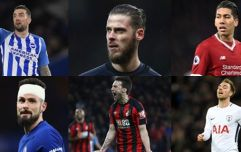 Which Premier League footballer is older?
