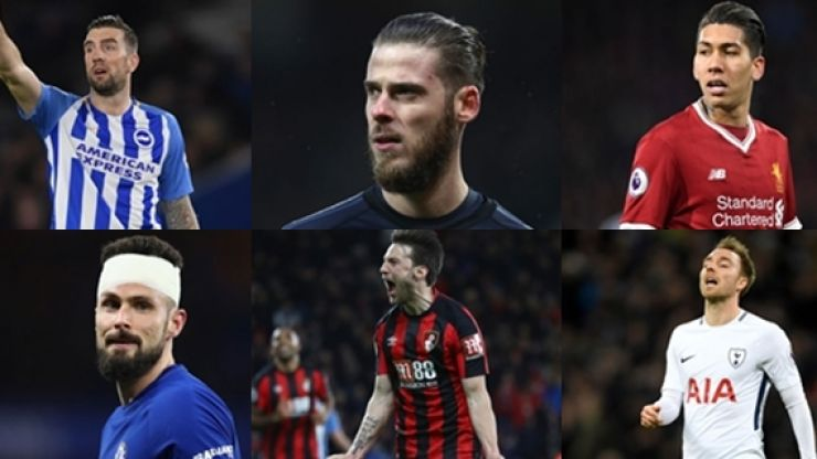 Which Premier League footballer is older?