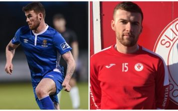 Sligo Rovers sign James McClean's brother Patrick on two-year deal from Waterford