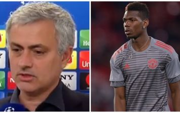 Jose Mourinho's pre-match interview about Paul Pogba raises more questions than answers
