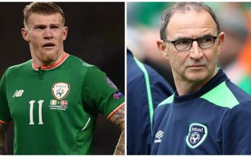 Republic of Ireland midfielder James McClean hits back at media criticism of Martin O'Neill