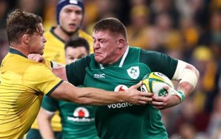Tadhg Furlong reveals Ireland's toughest training drill