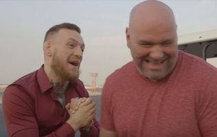 Dana White denies that Conor McGregor negotiations are underway