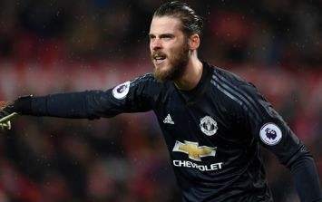 David De Gea ready to sign massive new Manchester United contract