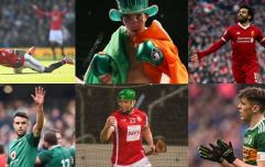 The televised sport line-up for Paddy's Day is absolutely unreal