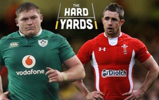 Tadhg Furlong and Shane Williams join The Hard Yards to preview Ireland vs. Wales