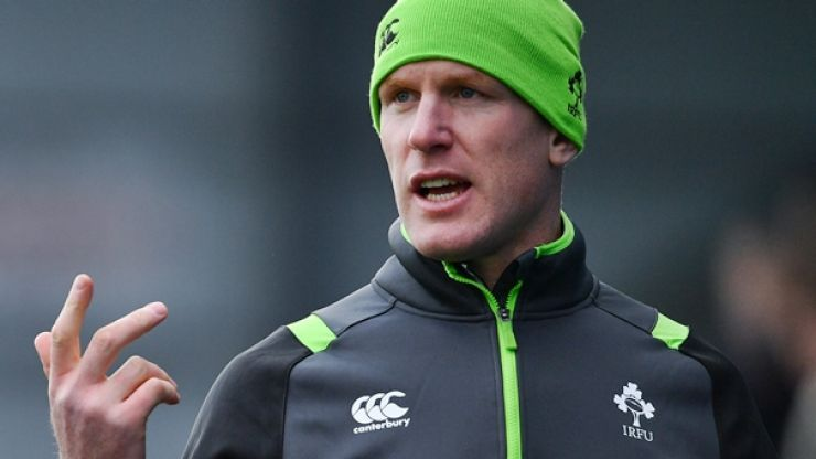 Paul O'Connell captaincy advice to young Irish rugby star is spot on