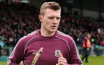 Joe Canning's gym routine features four very simple exercises