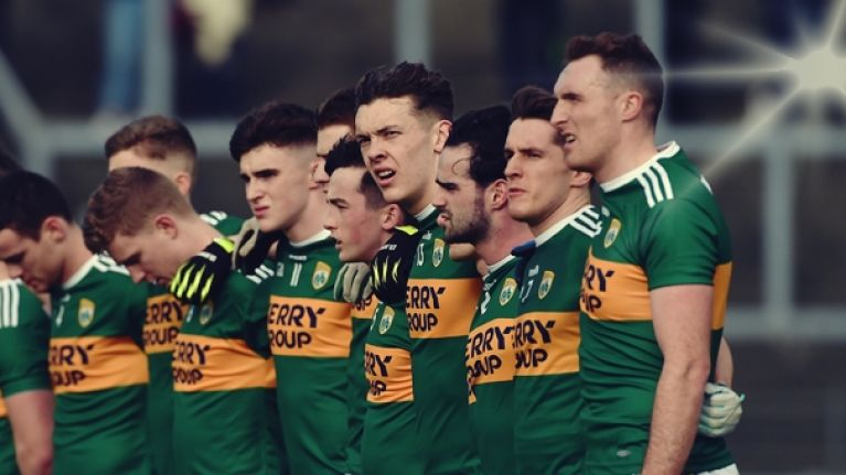 David Clifford included in Kerry's most exciting forward line of the year