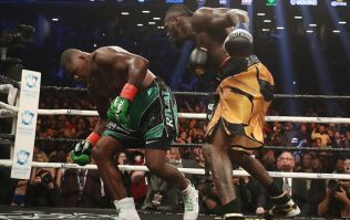 Deontay Wilder stakes claim for Anthony Joshua fight after knocking out Luis Ortiz
