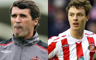 A timeless classic: Roy Keane signed Jonny Evans at Sunderland because he saw him knocking someone out in a canteen fight