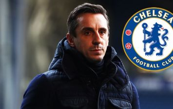 Gary Neville blasts Chelsea with killer line and he's spot on