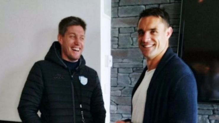 Dan Carter roasts Ronan O'Gara with brilliant comeback
