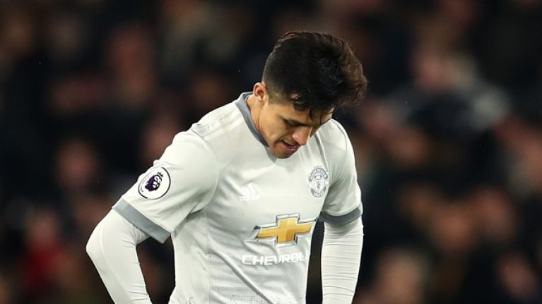90b1a06401a478 Alexis Sanchez heavily criticised after Crystal Palace win ...