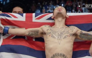 It's hard to ignore what Max Holloway's been doing to Conor McGregor on social media