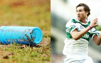 Water bottle tricks in the GAA after Clare star gets punished for spraying umpire