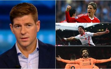 Steven Gerrard picks Suarez ahead of Torres and Salah