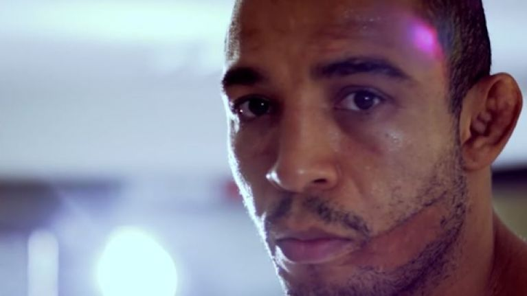 Jose Aldo finally budged from dubious rankings spot